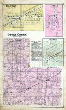 Holton, Milan, Otter Creek, Poston, Ripley County 1883